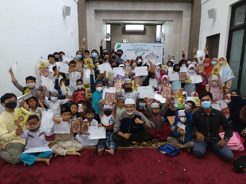 Distribusi Al-Quran Ramadan 1442H