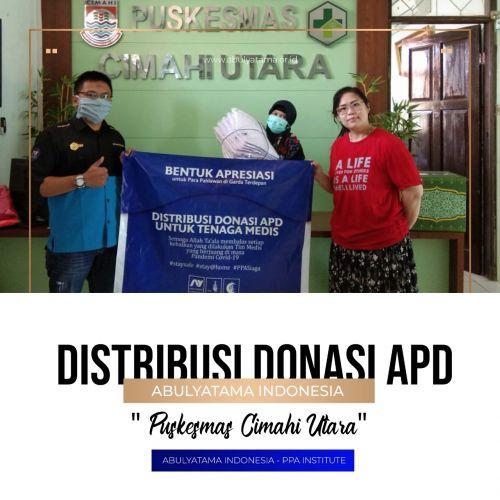 Distribusi Donasi APD