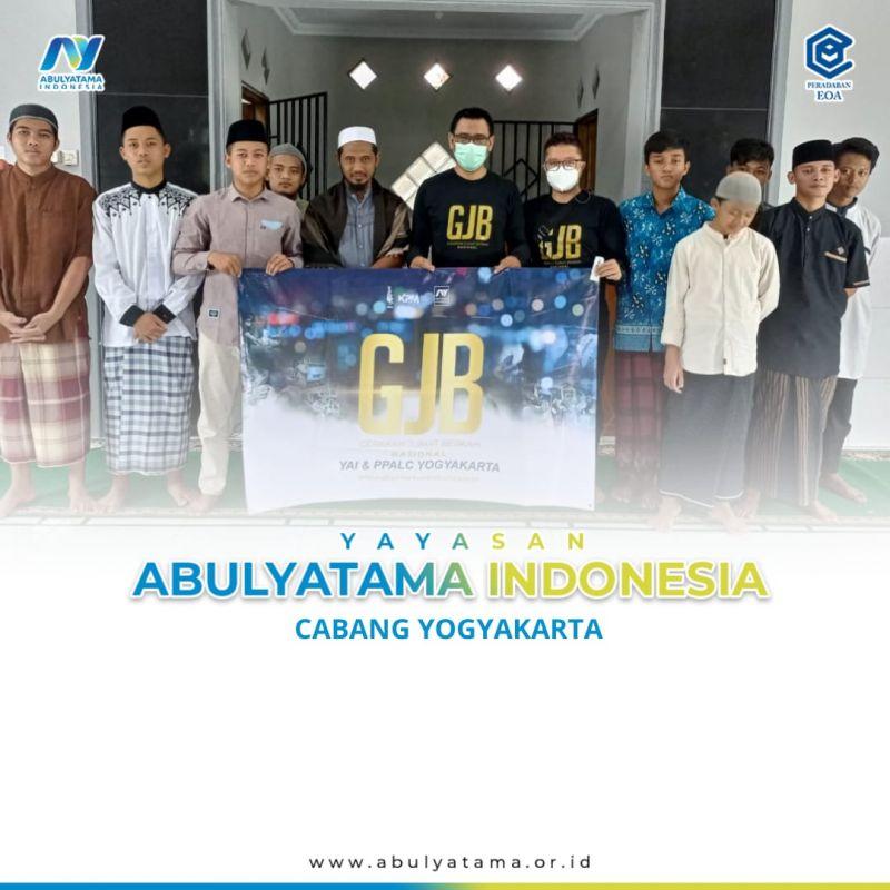 Gerakan Jumat Berkah Nasional ( GJBN ) Cabang YAI & PPA LC Yogyakarta