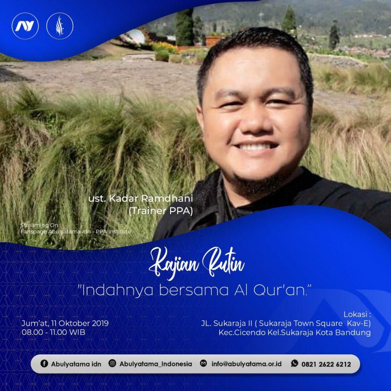 Kajian Rutin Jum`at Abulyatama Indonesia