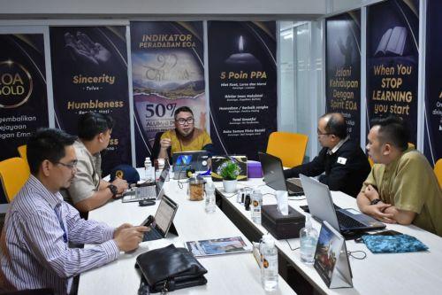 Menguatkan Sinergitas antara Yayasan Abulyatama Indonesia dengan EOA Gold
