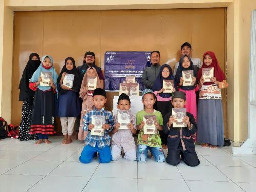Menuju Tersebarnya 1000 Mushaf Al-Quran di Seluruh Indonesia