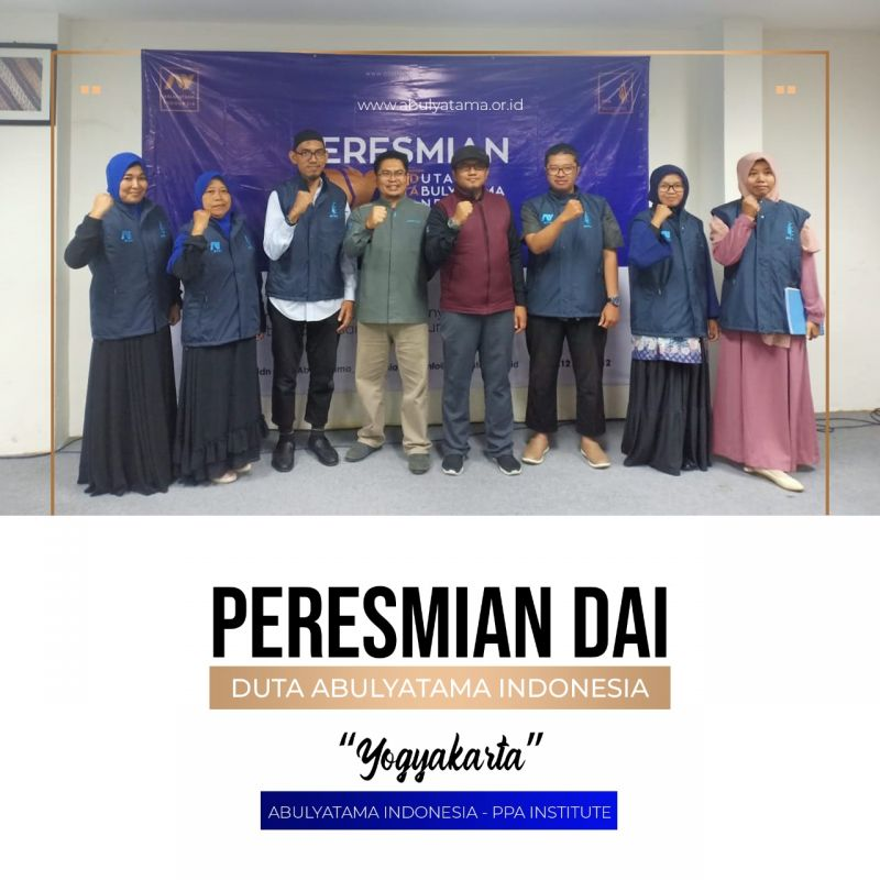 Peresmian DAI Yogyakarta