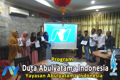 Peresmian Duta Abulyatama Indonesia ( DAI Bengkalis )