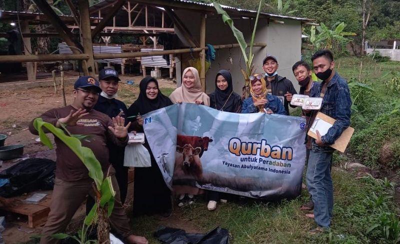 Qurban untuk Peradaban Yayasan Abulyatama Indonesia