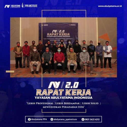 Rapat Kerja YAI 2.0