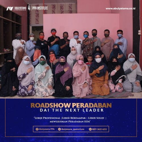 Roadshow Peradaban - DAI The Next Leader