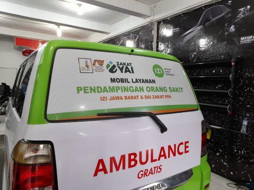 Siap Layani Masyarakat, Zakat Yayasan Abulyatama Indonesia Luncurkan Satu Unit Ambulans