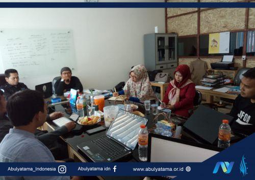 Silaturahim dan  koordinasi YAI,  PPA Tour & Training Bandung dengan Direksi PPA