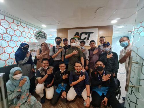 Silaturrahim Yayasan Abulyatama Indonesia (YAI) Ke Kantor Pusat Aksi Cepat Tanggap (ACT)