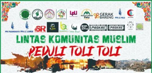 Sinergi dan Kolaborasi Komunitas Muslim Palu