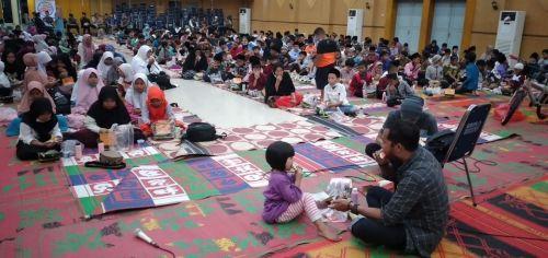 Yatim Fest : Berbagi Kebahagiaan dengan Anak Langit