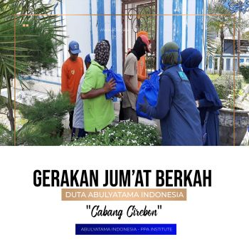 Gerakan Jum`at Berkah (GJB) Berbagi untuk para pejuang nafkah