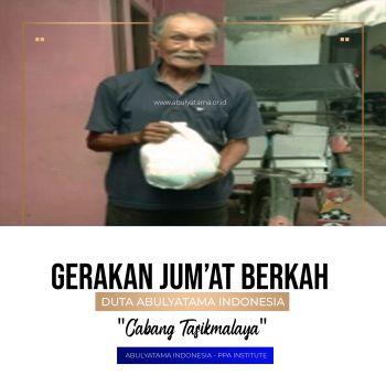 Gerakan Jum`at Berkah (GJB) Berbagi Sembako