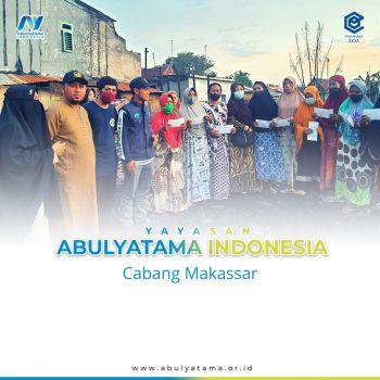 Gerakan Jum`at Berkah YAI/PPA LC Makassar