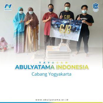 Gerakan Jumat Berkah (GJB) YAI & PPA LC Yogyakarta Menebar Kebermanfaatan