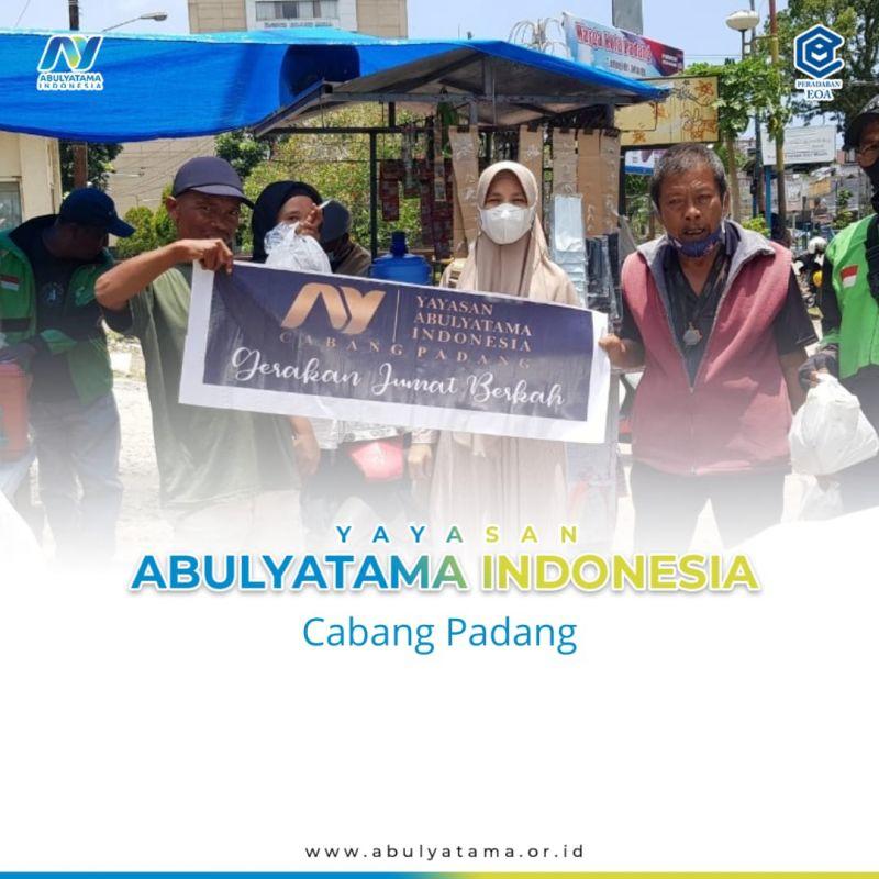 Gerakan Jumat Berkah (GJB) YAI Padang tanggal  17 September 2021