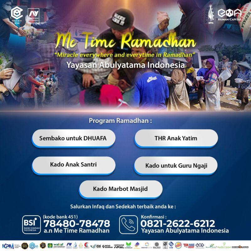 Me Time Ramadhan