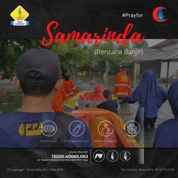 PRAY FOR SAMARINDA
