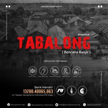 Pray For Tabalong (Bencana Banjir)