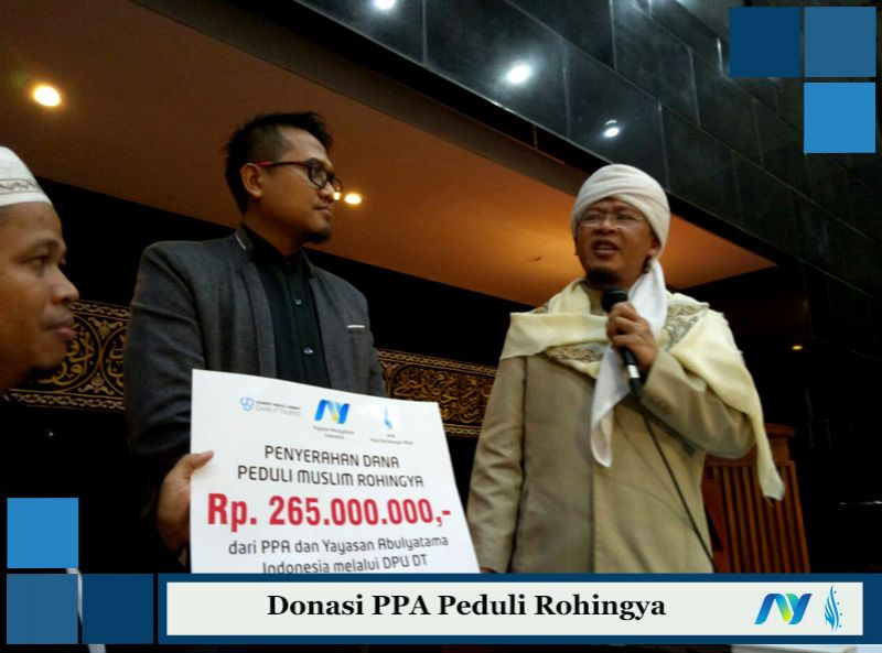 Program Bantuan Rohingya