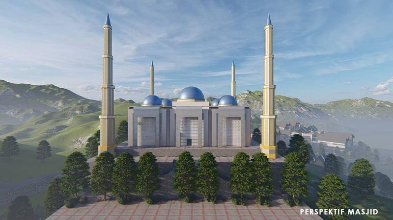 Wakaf Pembebasan Tanah Ma`had One Quran Institute